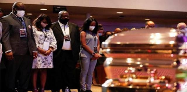 Penggalangan Dana Untuk Keluarga Floyd Tembus Rp180 Miliar