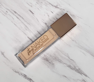 Review: Urban Decay Stay Naked Foundation & Concealer