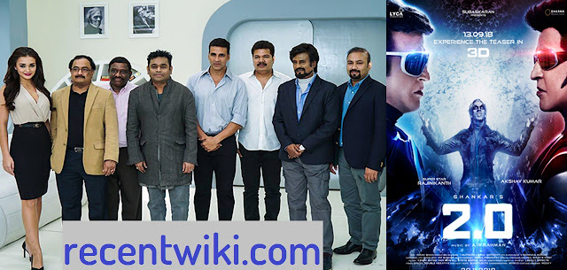 Robot 2.0 Budget Box Office Collection Release Date