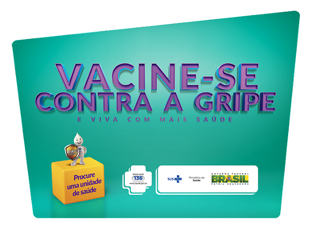 Estado encaminha novo lote de vacina contra influenza