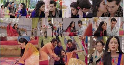 """Yeh Rishta Kya Kehlata Hai Episode 20th December 2019 Written Update """" Vedika Ruins Naira's Mehandi Dadi Scolds her """"."""