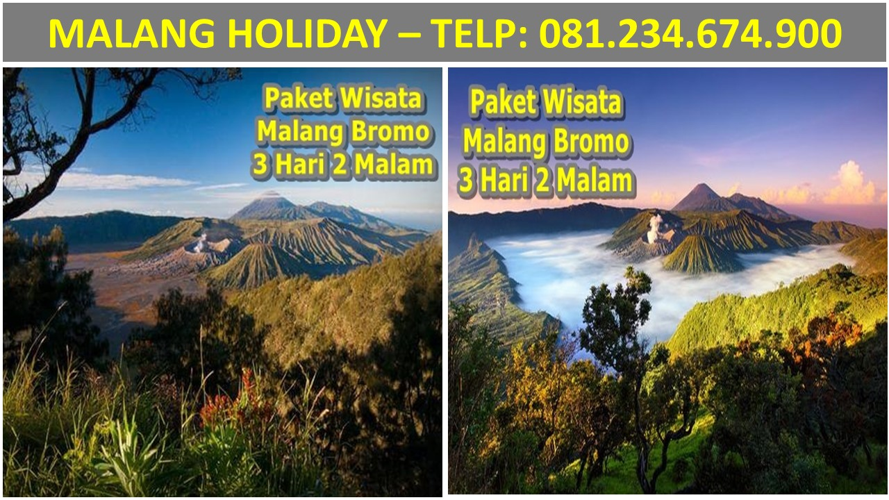 081 234 674 900 Paket Wisata Malang Bromo 3 Hari 2 Malam
