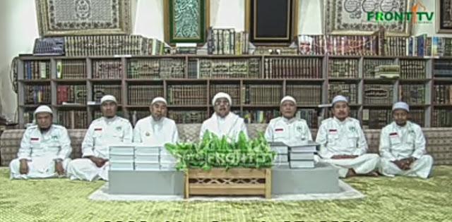 Habib Rizieq: Jika Ada Yang Mengaku Ikut Membantu, Itu Bohong Besar!