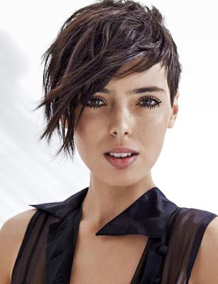 estilos de cortes de pelo corto para mujeres