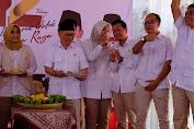 Visioner, Ical Dorong Gina Swara di Pilkada Karawang