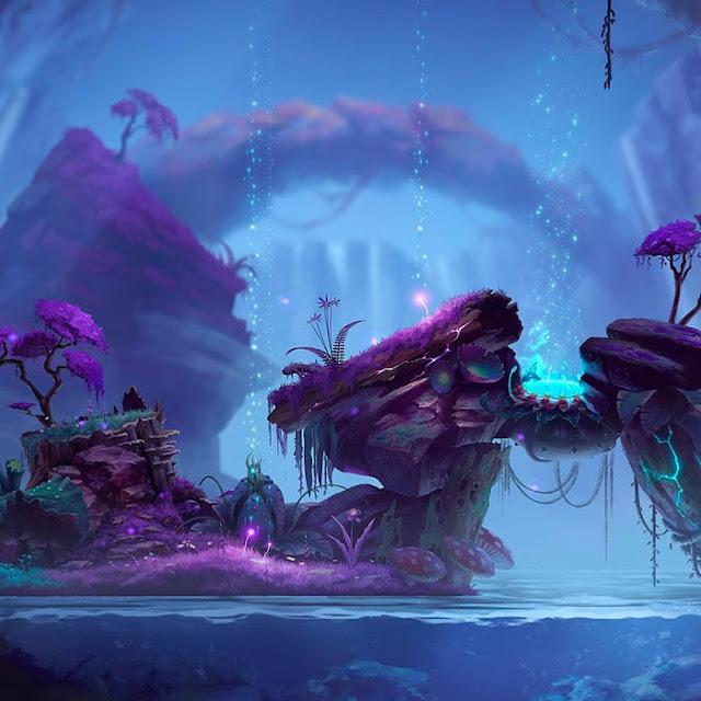 Fantasy Background Wallpaper Engine