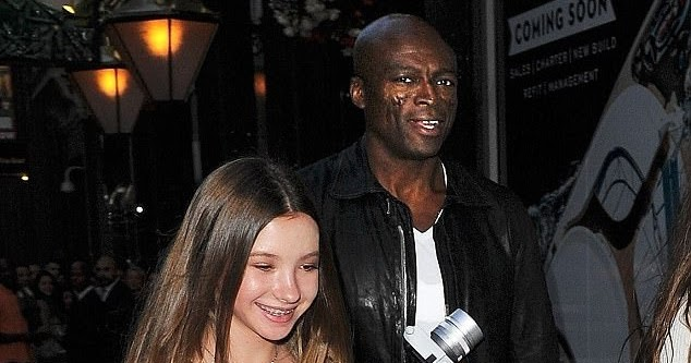 SO LOVELY: Dad Takes Daughter To A Posh Dinner In London