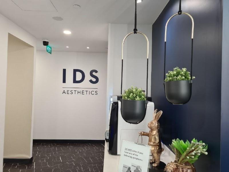 My IDS Journey: Hydro-Therapeutics Facial Treatment: Bye to blackheads!