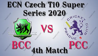 Who will win BCC vs PCC 4th T20I Match