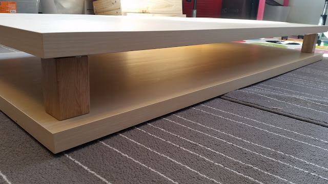 IKEA cutting table hack for sewing studio by Sew at Home Mummy