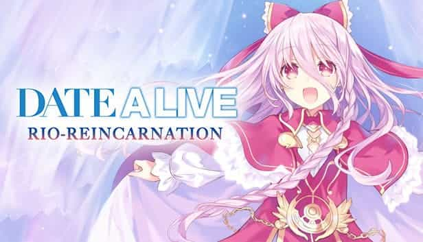 Date a Live Rio Reincarnation — in addition to the main game, customers will receive a series of predictive games — Rinne Utopia and Ars Install, under one cover