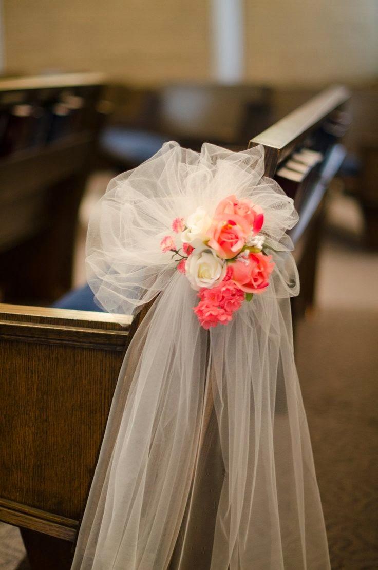 Ideas para decorar tu boda en color coral blog de bodas - Decorar tu boda ...