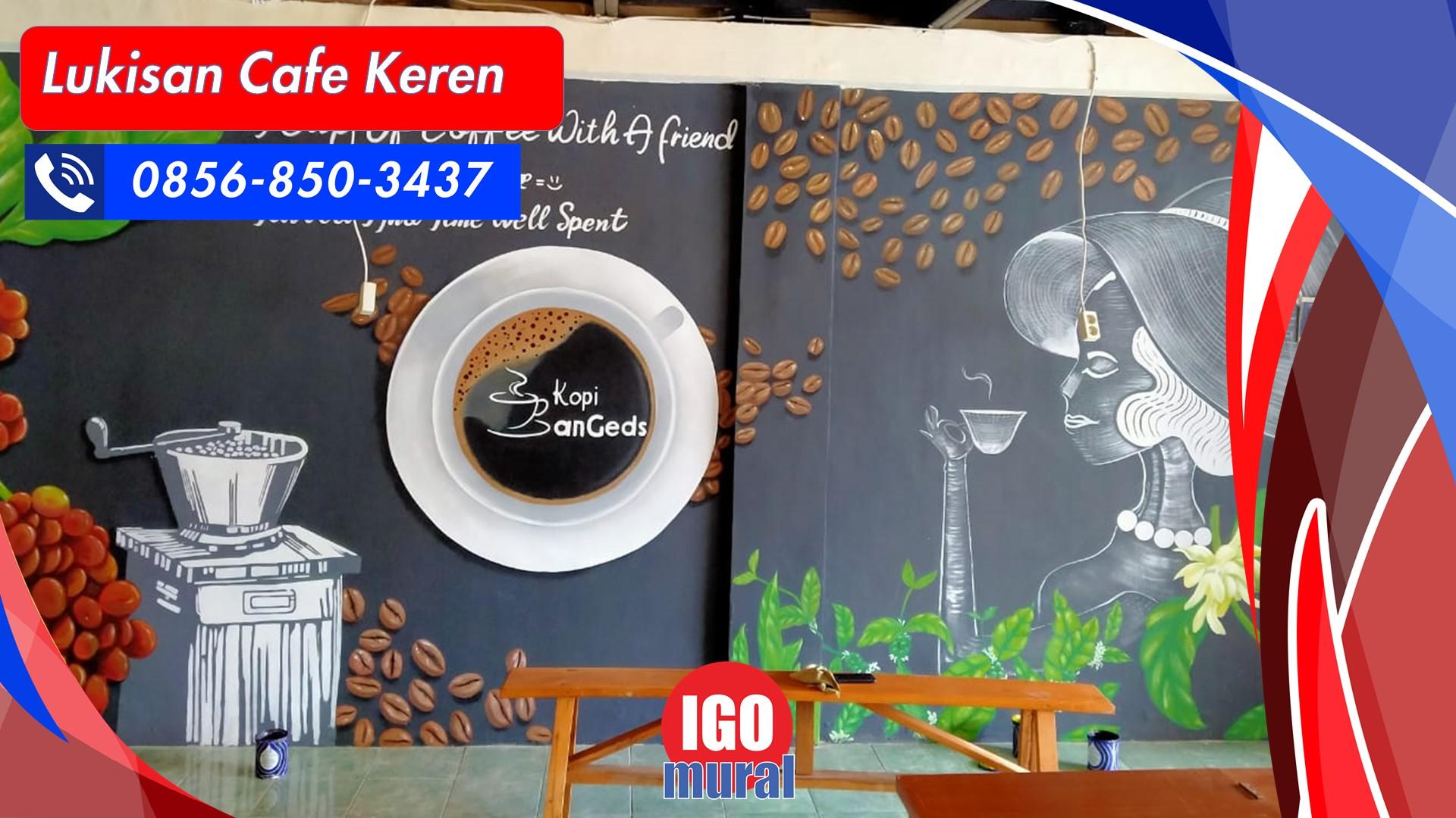 Dekorasi untuk Cafe Terbaik di Jakarta