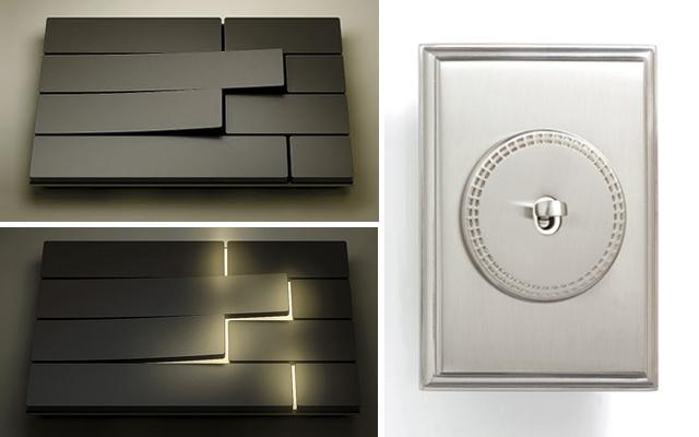 Marzua los interruptores como elemento decorativo - Llaves de luz precios ...
