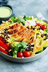 Simple Salad With Chicken Recipes