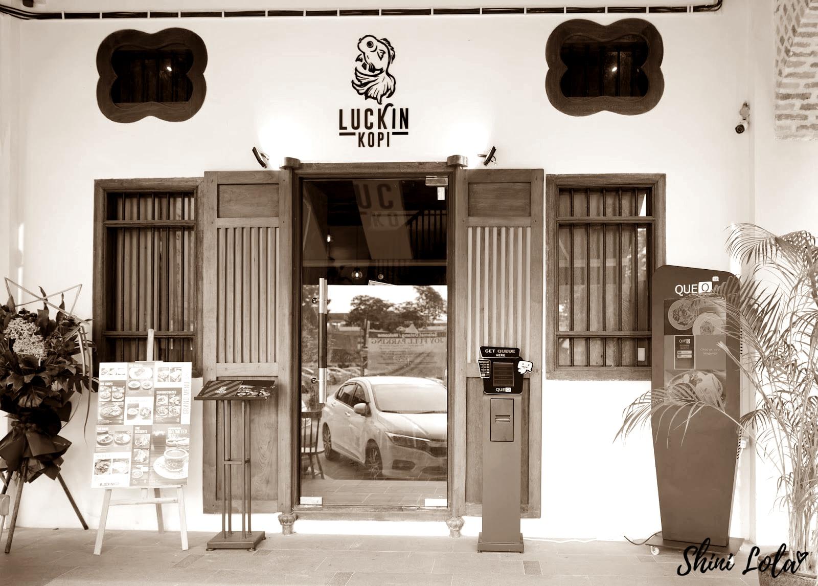 Luckin Kopi