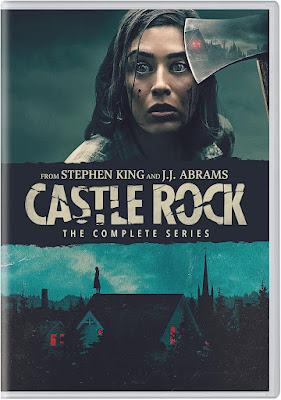 Castle Rock The Complete Series Dvd