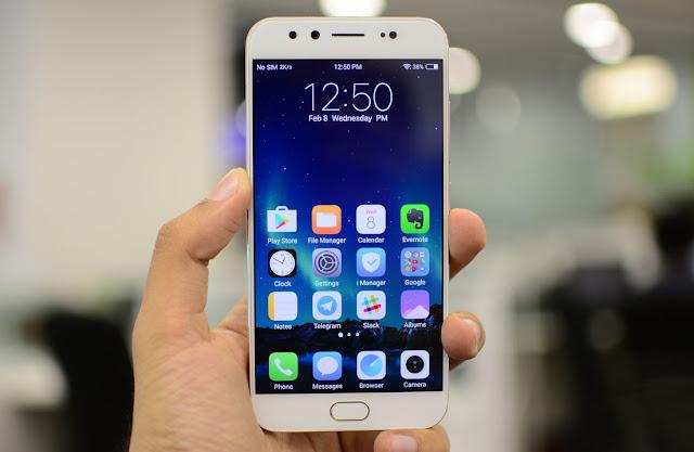 Smartphone dengan RAM 4GB Harga Terjangkau