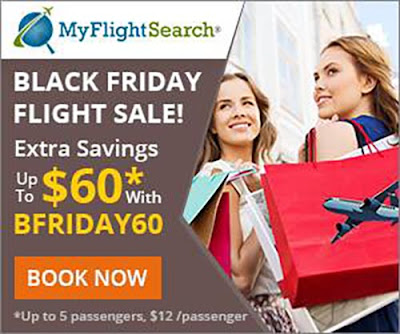 myflightsearch black friday sale 2019