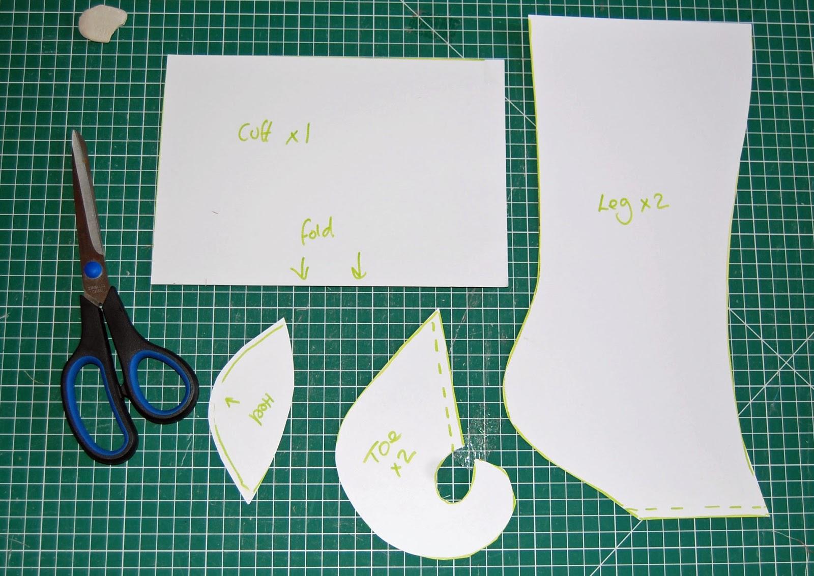 Blonde Design Elf Christmas Stocking Tutorial Amp Pattern