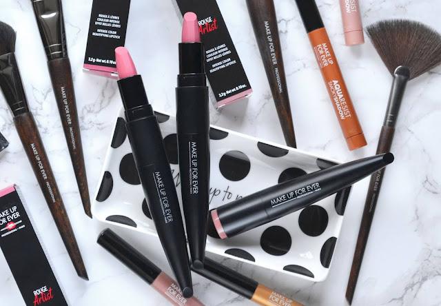 MAKE UP FOR EVER Rouge Artist Lipsticks