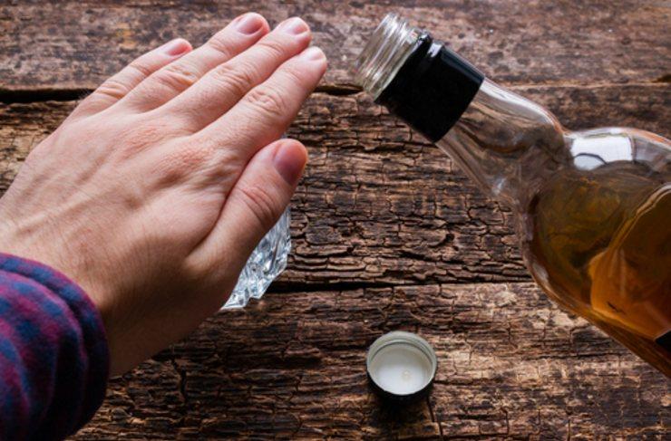 Kaip atsisakyti alkoholio