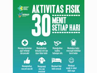 Iklan Layanan Masyarakat Tentang Pentingnya Olahraga