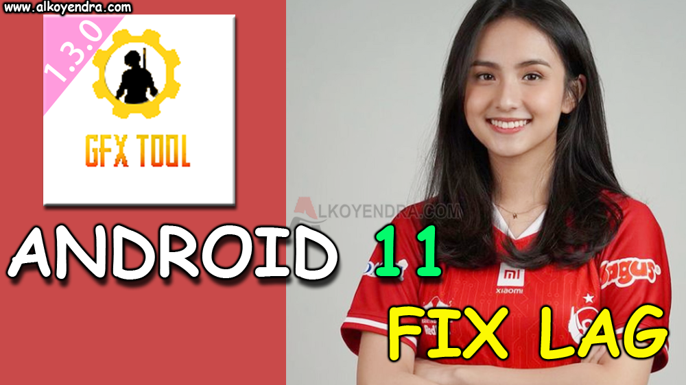 Gfx tools for android 11 - pubg mobile