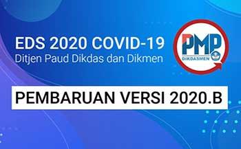 Cara Instal EDS 2020 Covid-19 2020.B