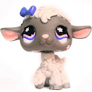 Littlest Pet Shop Seasonal Lamb (#549) Pet