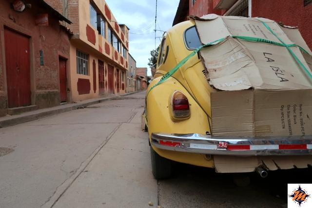 """Lampa, nella """"Ciudad Rosada"""""""