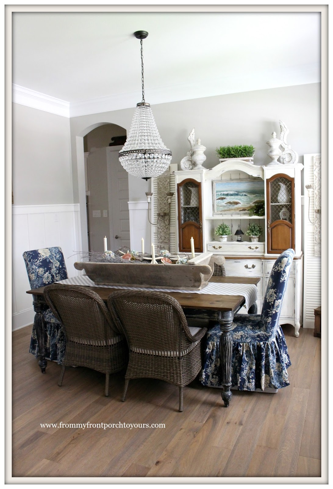 French Country Kitchen Chairs Broan Exhaust Fans From My Front Porch To Yours: Farmhouse ...
