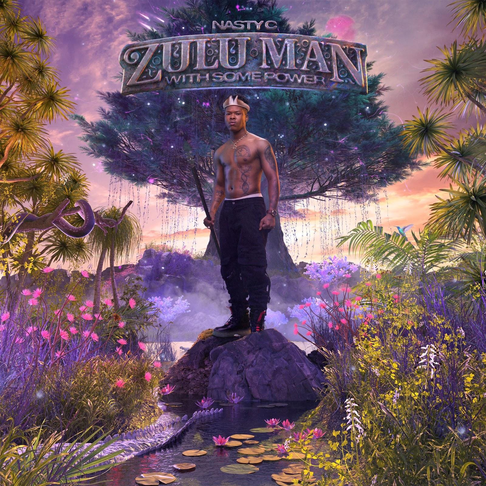 """Album: Nasty C """"Zulu Man With Some Power"""
