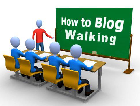 Teknik Blogwalking Yang Efektif