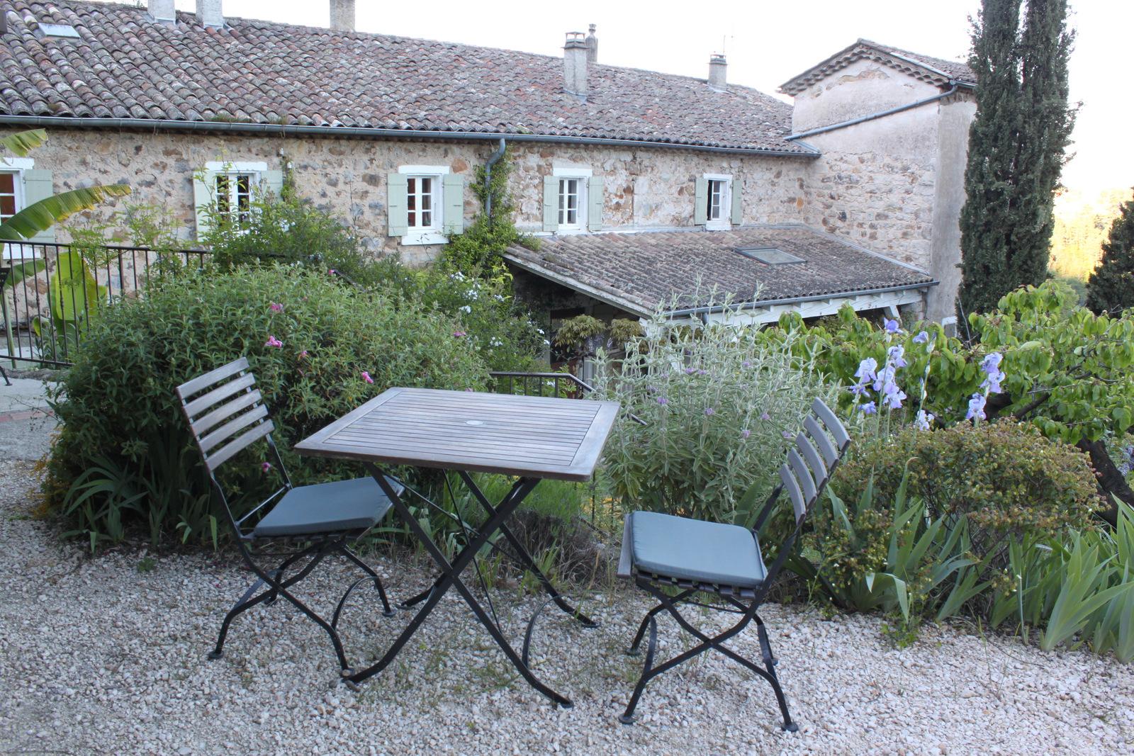Ardèche - Mas de la Madeleine