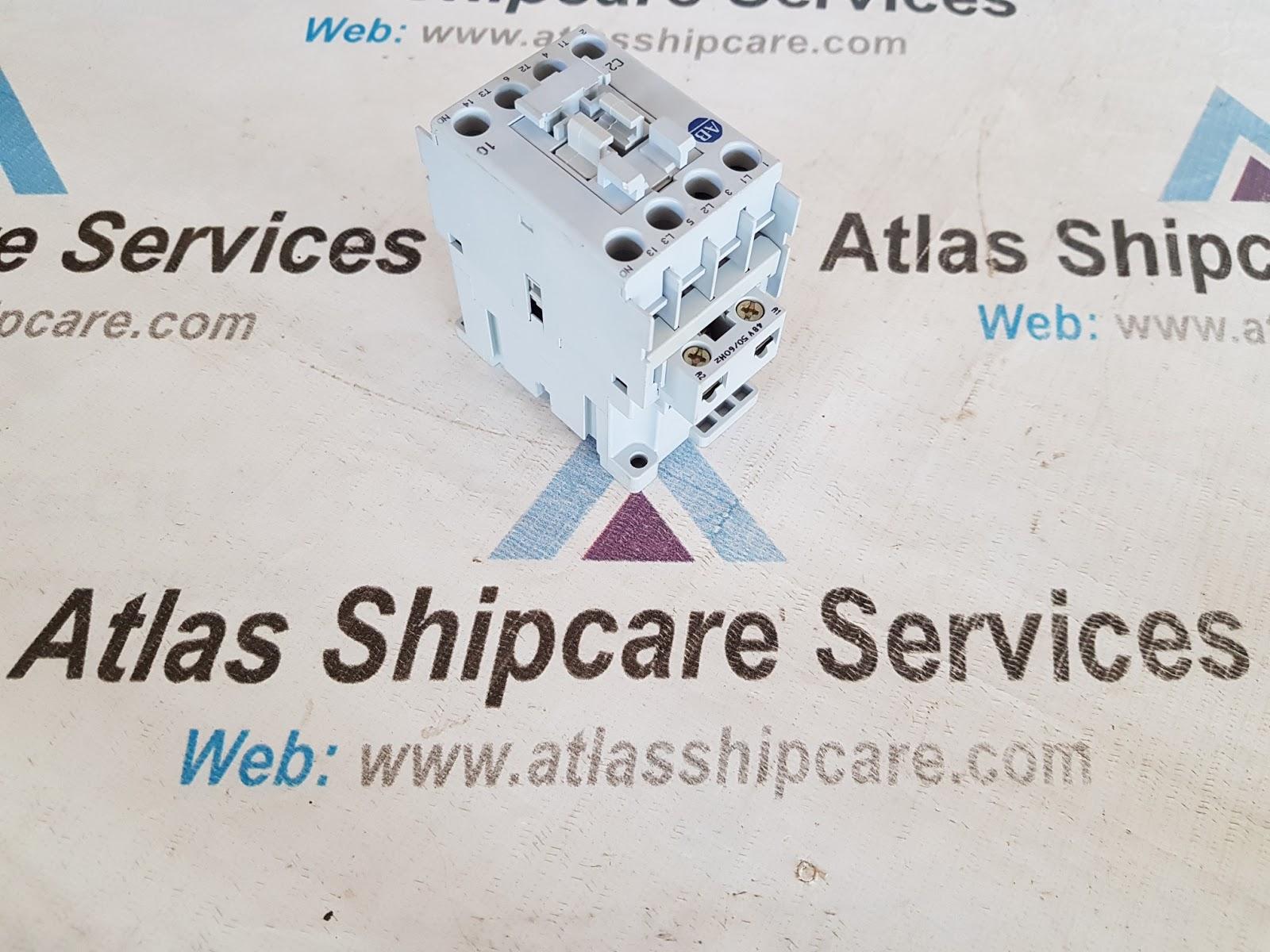 ALLEN BRADLEY 100-C23*10 CONTACTOR | Atlas Shipcare Services