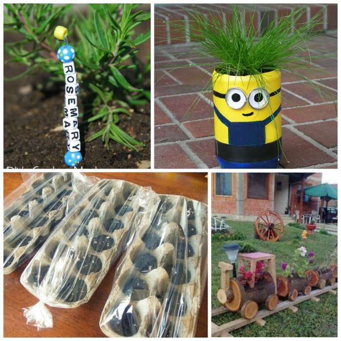Garden Ideas For Toddlers gardening activities for kids | growing a jeweled rose