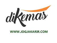 Lowongan Kerja Sleman Admin Customer Service di diKemas.com