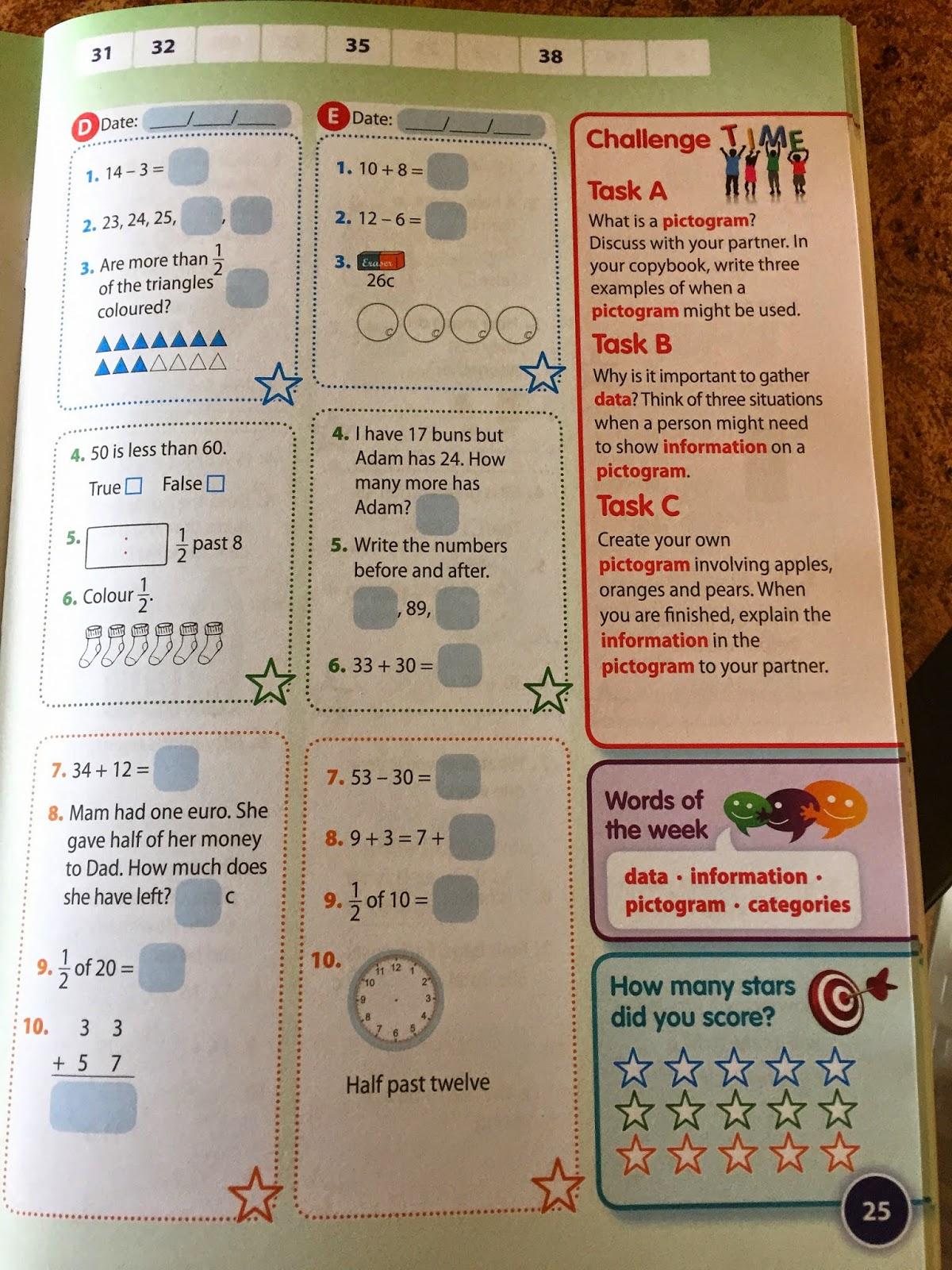 Maths Time More Edco Publications Irish Primary Teacher