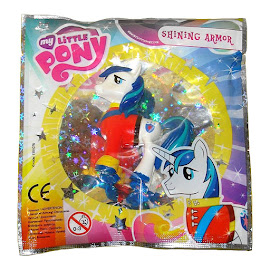 MLP Magazine Figure Shining Armor Figure by Egmont