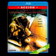 La caída del halcón negro (2001) Extended Full HD 1080p Latino