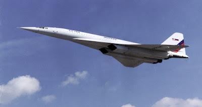 La increïble història del Concorde rus, un avió tan sorollós que els passatgers es comunicaven amb notes