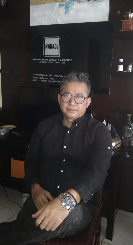 Nandang Wirakusumah Mendesak M Nasir Membuktikan Tudingannya Soal Penyelundupan Baja dari Cina Krakatau Steel