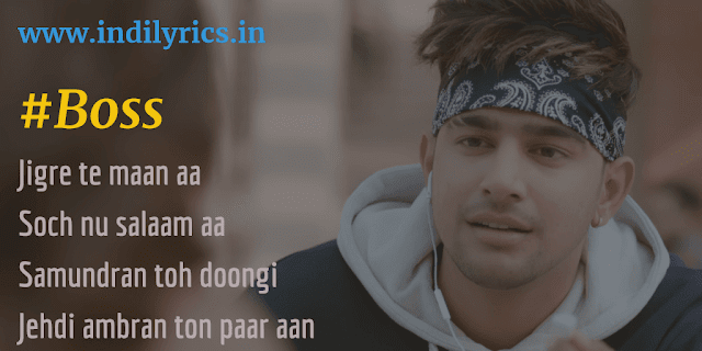 Boss | Jass Manak ft. Satti Dhilon | Full Audio Song Lyrics with English Translation and Real Meaning