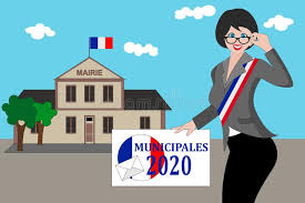 Macron and the French Municipality Election, infographics