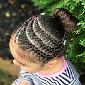 تسريحات شعر بنات صغار للمناسبات