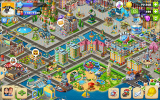 township 1000 level mod apk for android