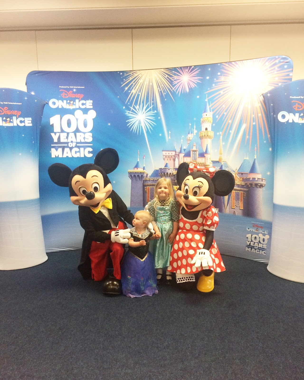 Disney on Ice VIP meet and greet