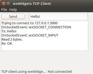 Cool-Emerald: UDP/TCP Socket Programming with wxWidgets