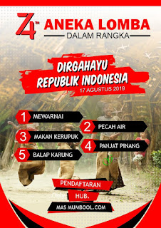 Download Poster Lomba 17 an CDR Gratis